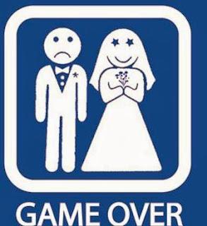 تعرف على السلبيات والمساوئ الغير معلنة عن الزواج - عروس عريس كرتون جيم اوفر - groom bride cartoons game over
