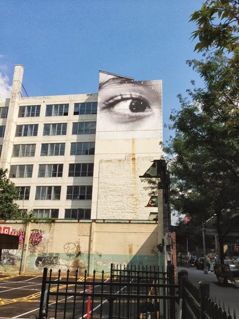 Street Art Tour in Williamsburg Brooklyn