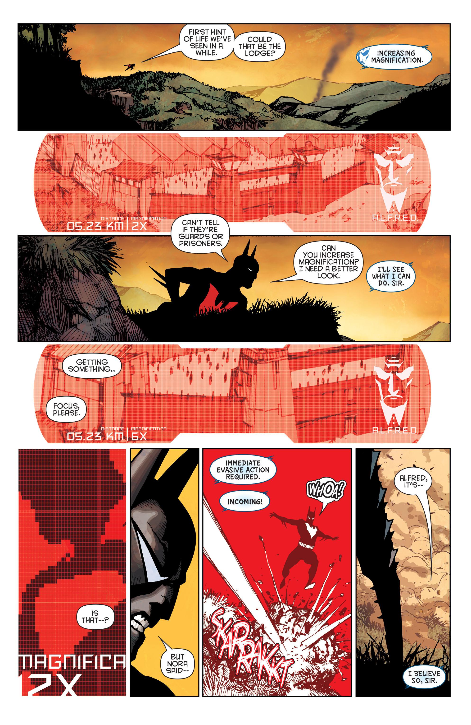 Batman Beyond (2015) Issue #1 #1 - English 16