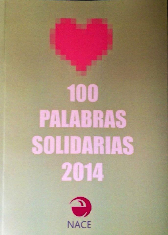 100 PALABRAS SOLIDARIAS- MICRORELATOS- 2014