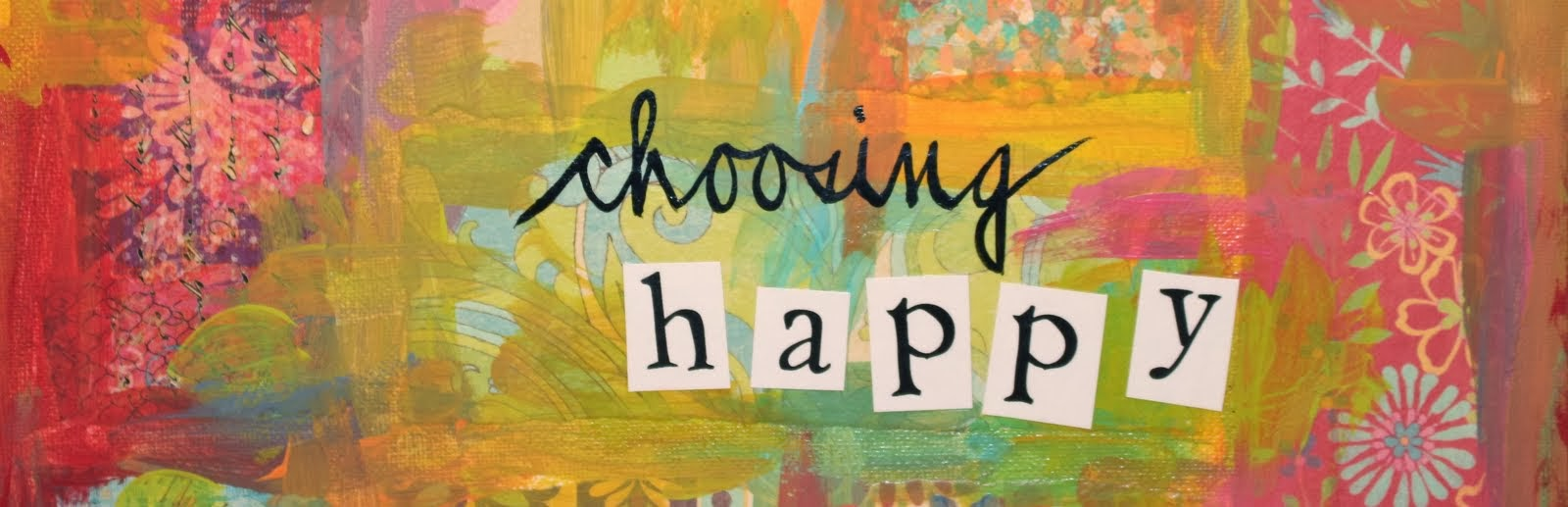 Choosing Happy