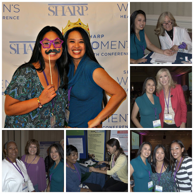Sharp Women's Health Conference Life by Cynthia Sharp Healthcare
