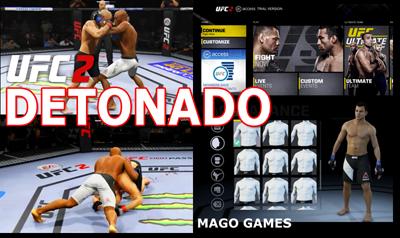 UFC 2 detonado, clique na imagem aqui: