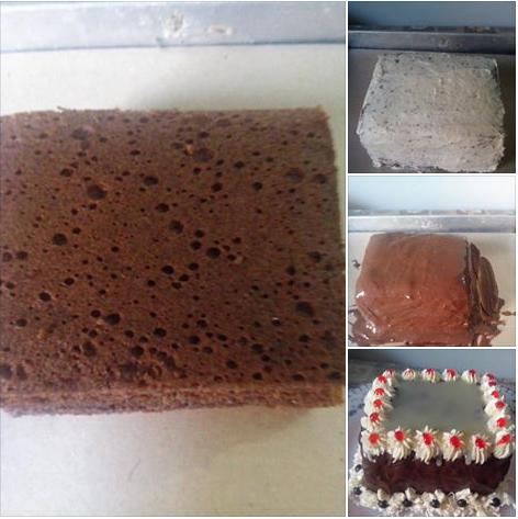 Resep Brownies Kukus Coklat Praktis