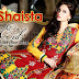 Shaista Cloth Eid Collection 2014-2015 - Shaista Eid Lawn Dresses For Women