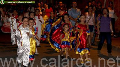 """""""La Casa de la Cultura se toma a Calarcá"""""""