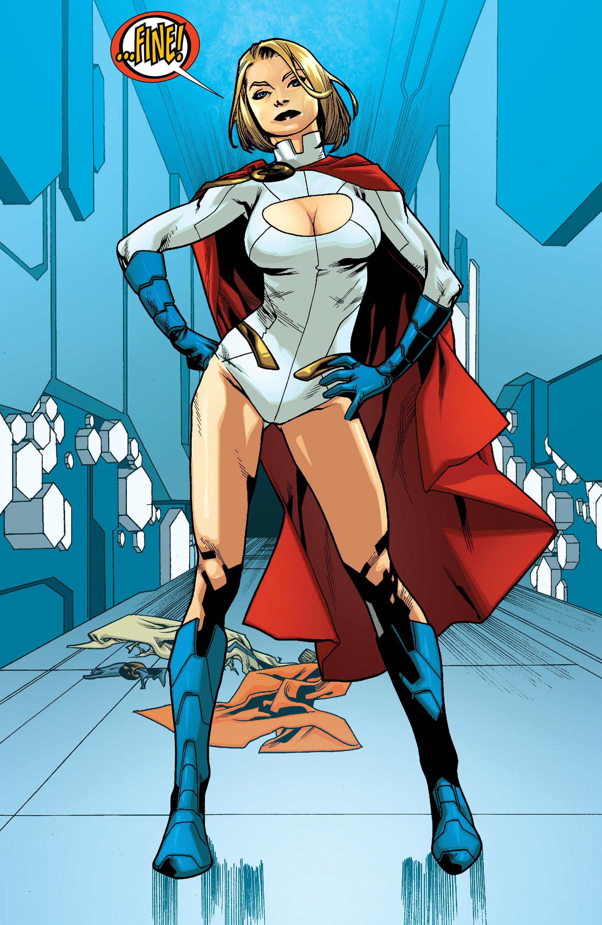 Supergirl (2011) Issue #19 #21 - English 20