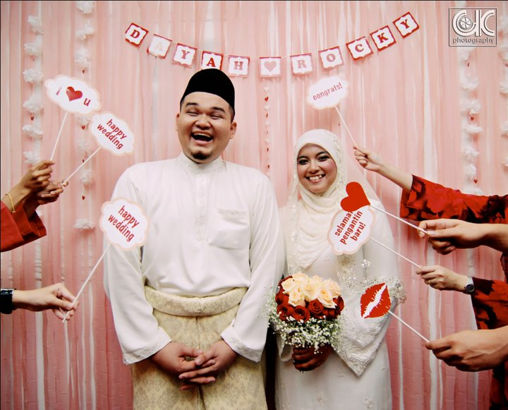 keiko mayesa: Wedding Photo Booth