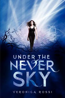 Cover Reveal: Under the Never Sky by Veronica Rossi