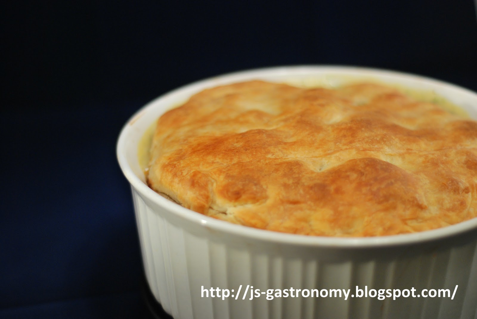 J's Gastronomy: Vegetable Pot Pie