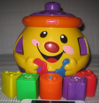 juaimurah fisher price sorter pot