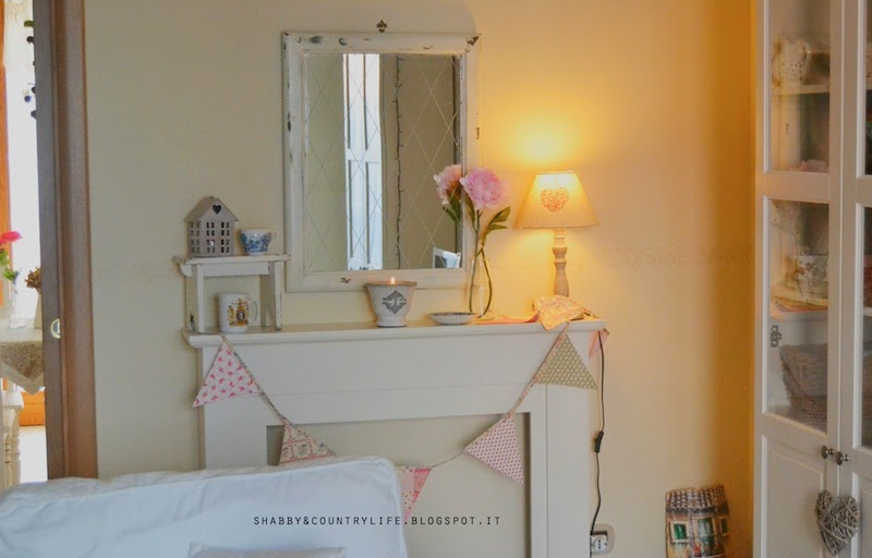 Time to pait a little - shabby&countrylife.blogspot.it