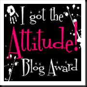 I Got Attitude Blog Award!