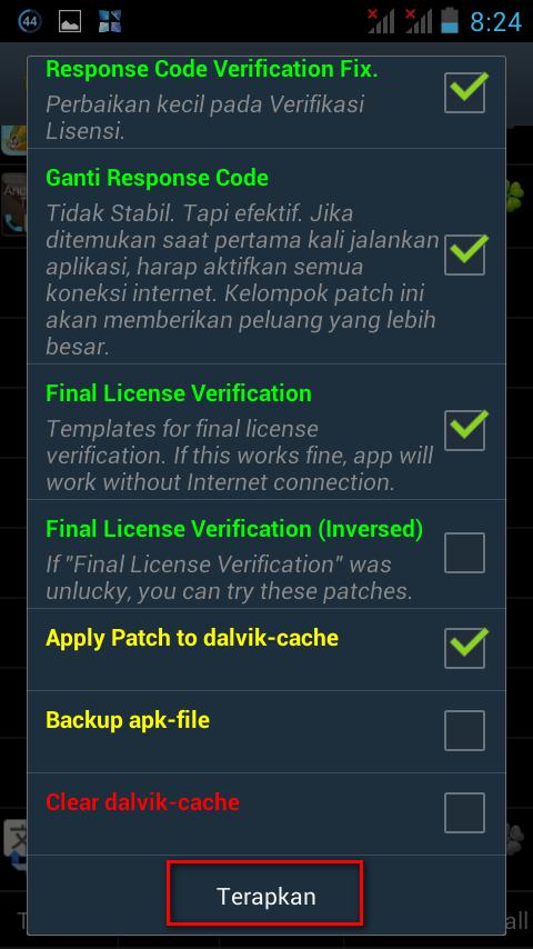 Cara Menggunakan Lucky Patcher di Android - mahrus net