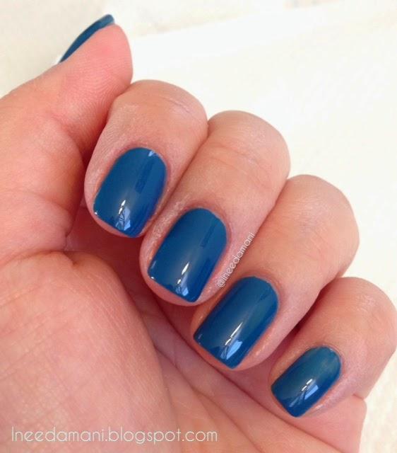 essie hide & go chic nail polish