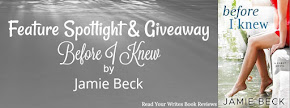 Enter to win a copy of Before I Knew