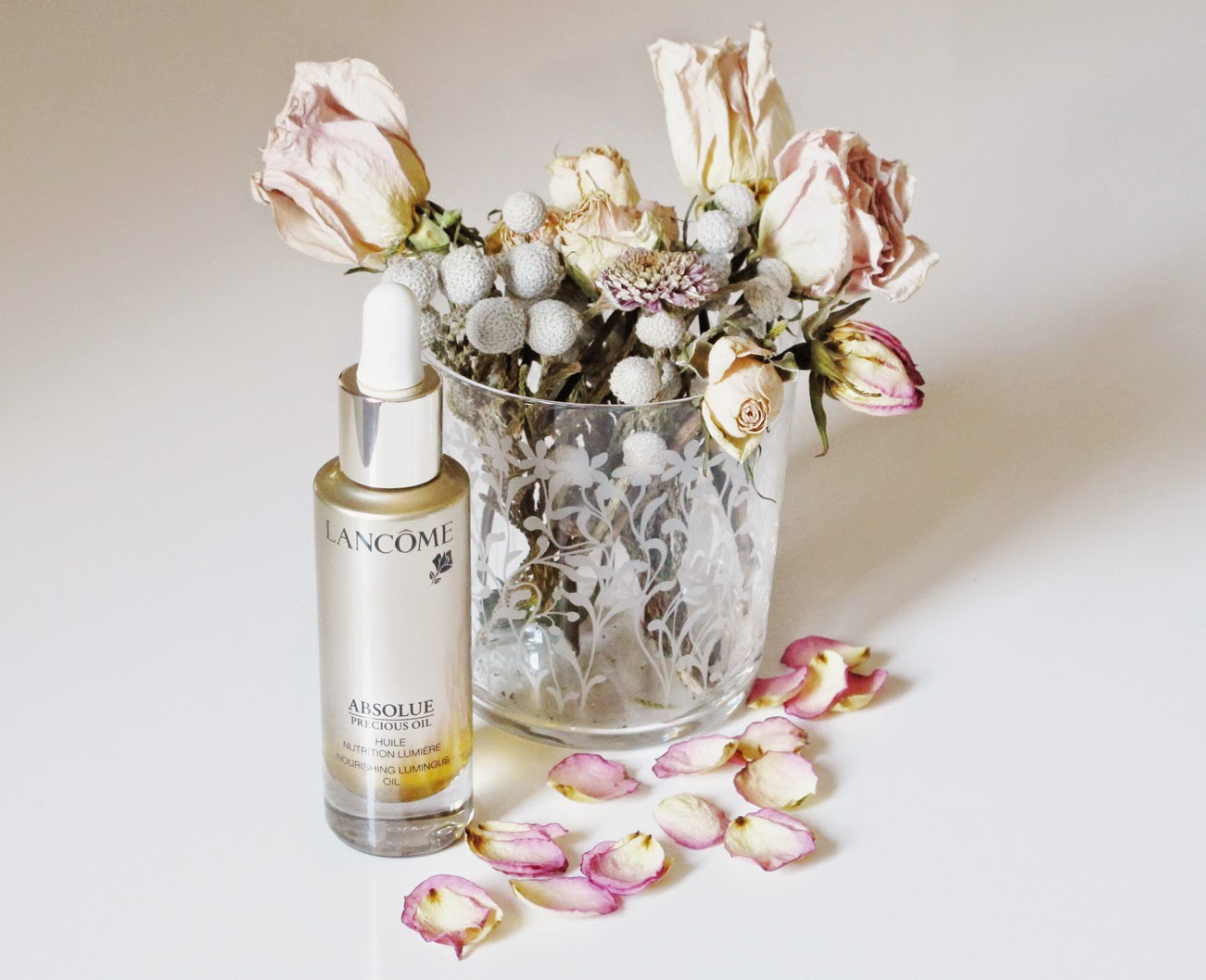Lancôme Absolue Precious Oil Nourishing Luminous Oil