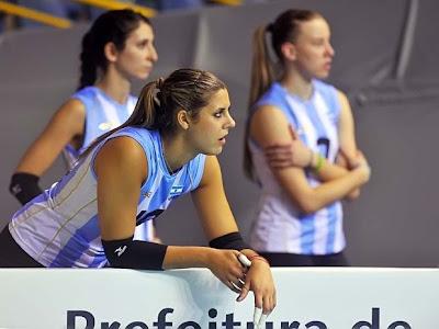 Fotos da Musa Argentina - Yael Castiglione 2