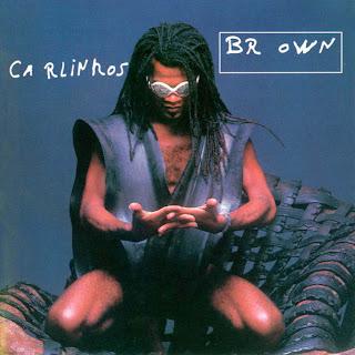 Carlinhos Brown - Alfagamabetizado - capa do disco