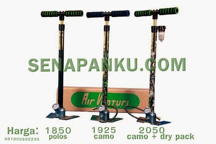 Pompa PCP Air Ventury