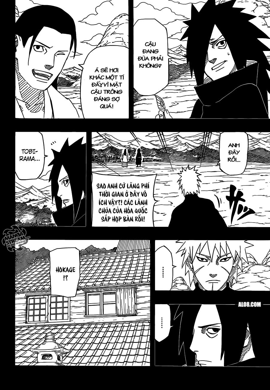 Naruto chap 625 Trang 10 - Mangak.info