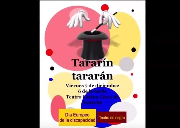 Tararín Tararán - Compañía de teatro El Buciero