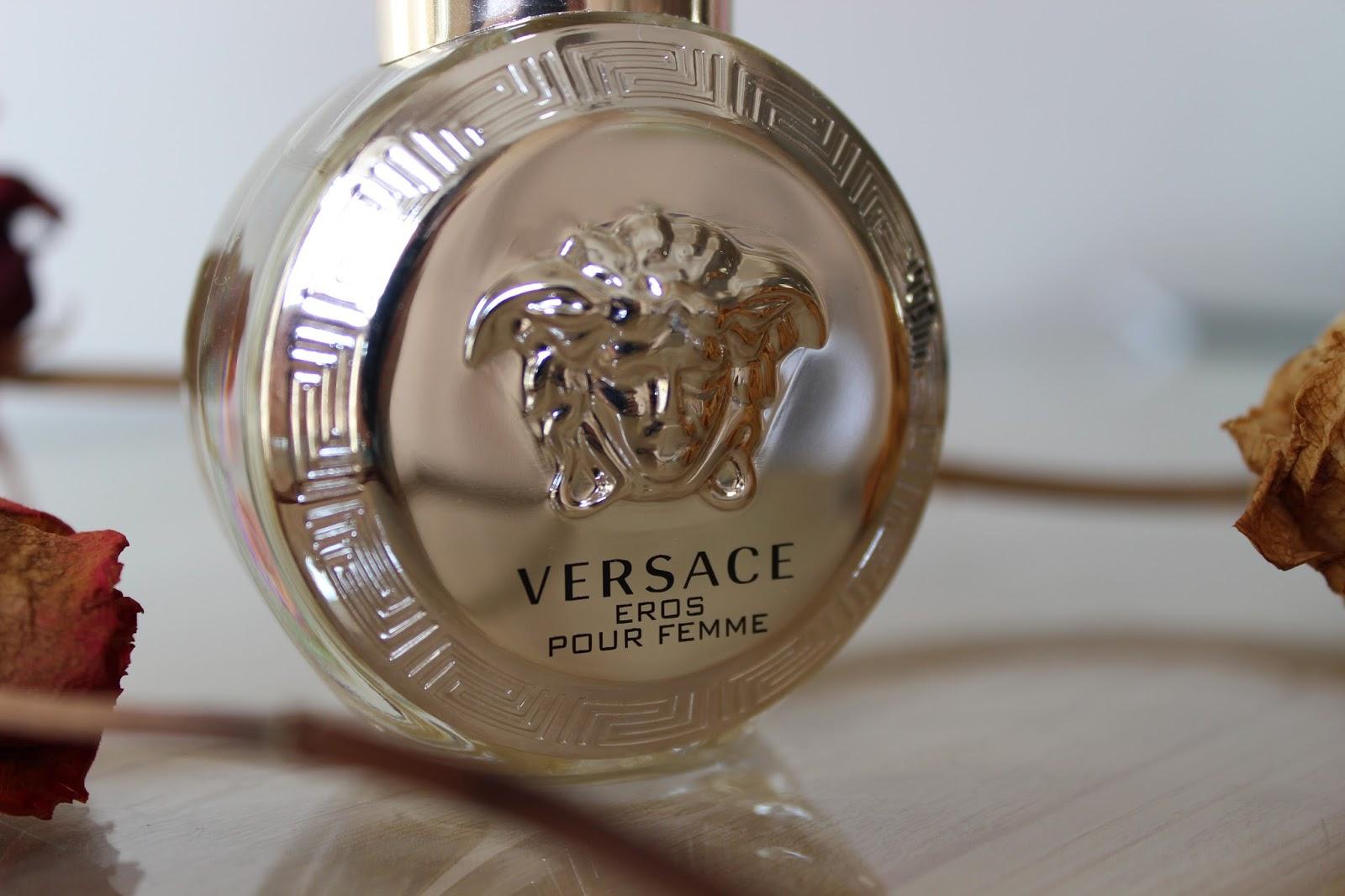 Versace Eros Pour Femme Review