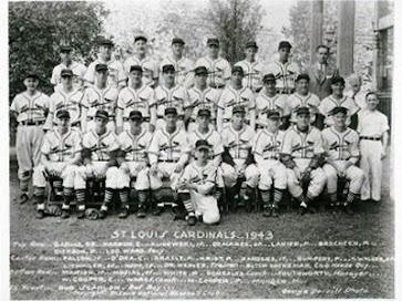 1943 Cardinals