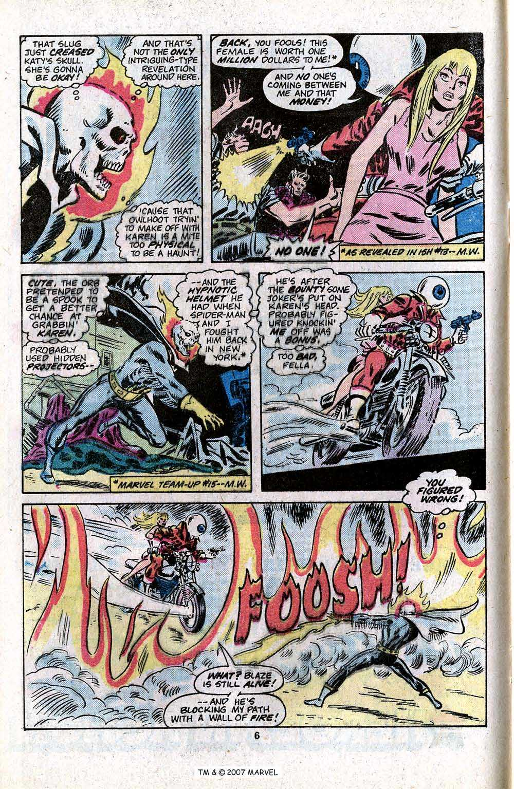Ghost Rider (1973) Issue #15 #15 - English 8