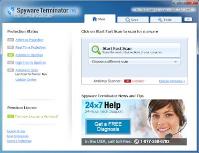Download Spyware Terminator 3.0.1 Full Version