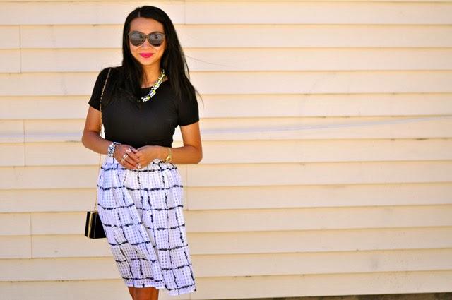t+j Designs Skirt