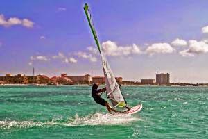 windsurfing hel