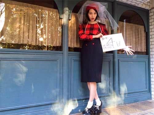 07' Nounen 能年玲奈オフィシャルブログ 海月姫祭りネイル編