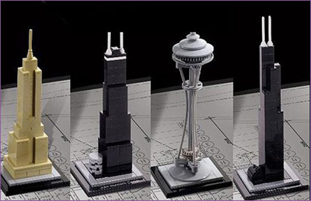 Architecture Lego Sets3