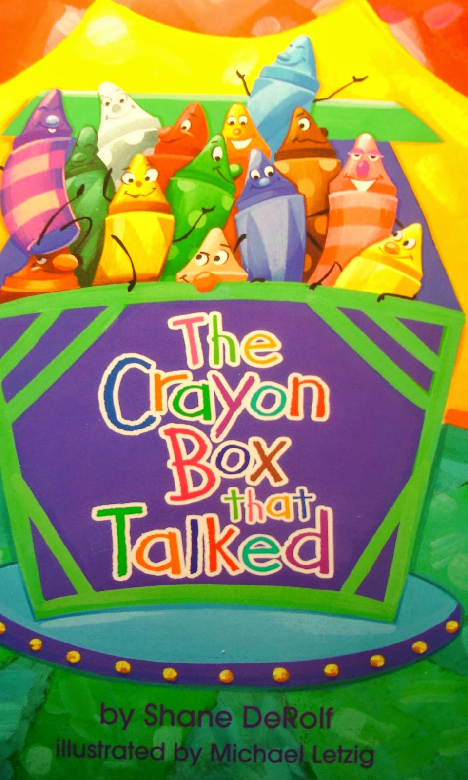 http://www.amazon.com/Crayon-Box-that-Talked/dp/0679886117/ref=sr_1_1?s=books&ie=UTF8&qid=1397930820&sr=1-1&keywords=they+day+my+crayons