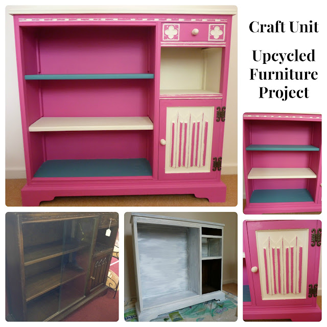 Upcycling Furniture Creating a Craft Unit from Old to