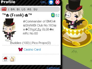 ☆BMG CLAN☆RECRUITER