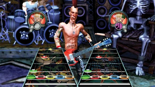 Guitar Hero 3 : Legends of Rock Full Version PC 2