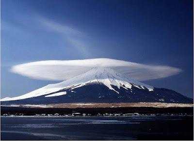 Облака: 28 потрясающих фото