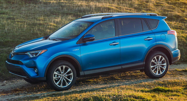 2016 toyota rav4 hybrid priced from 29 270 returns up to 33mpg. Black Bedroom Furniture Sets. Home Design Ideas