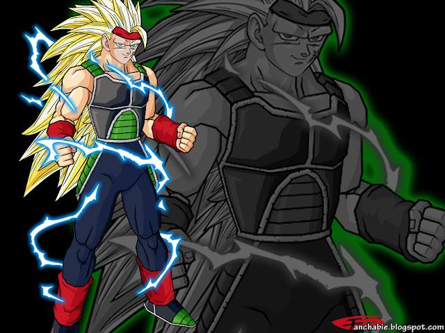 Bardock Super Saiyan 3
