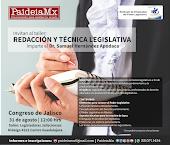 Taller Redacción y Técnica Legislativa