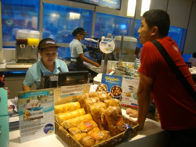 CINNABON, PODIUM MALL,
