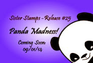 SISTER STAMPS - RELEASE #25!