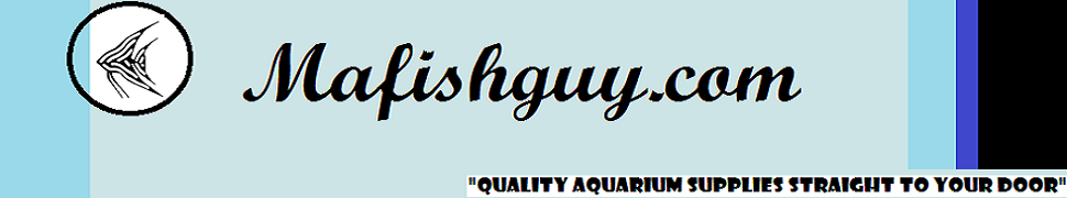MAFishGuy.com-Aquarium Supplies for Freshwater & Saltwater Aquariums
