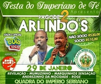 FESTA DO IMPERIANO DE FÉ