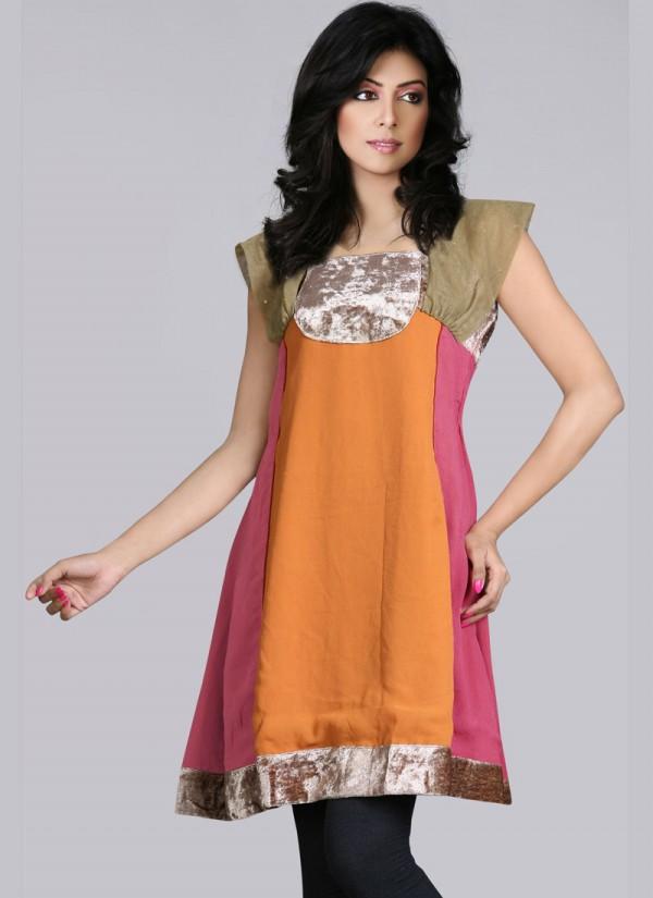Kurti designs 2013 indian girls tunic kurti s kurta fashionable dress
