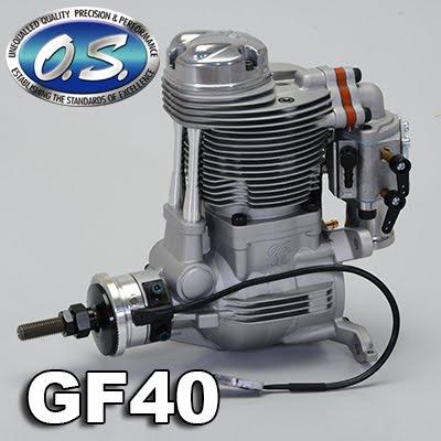O.S. GF40 汽油引擎