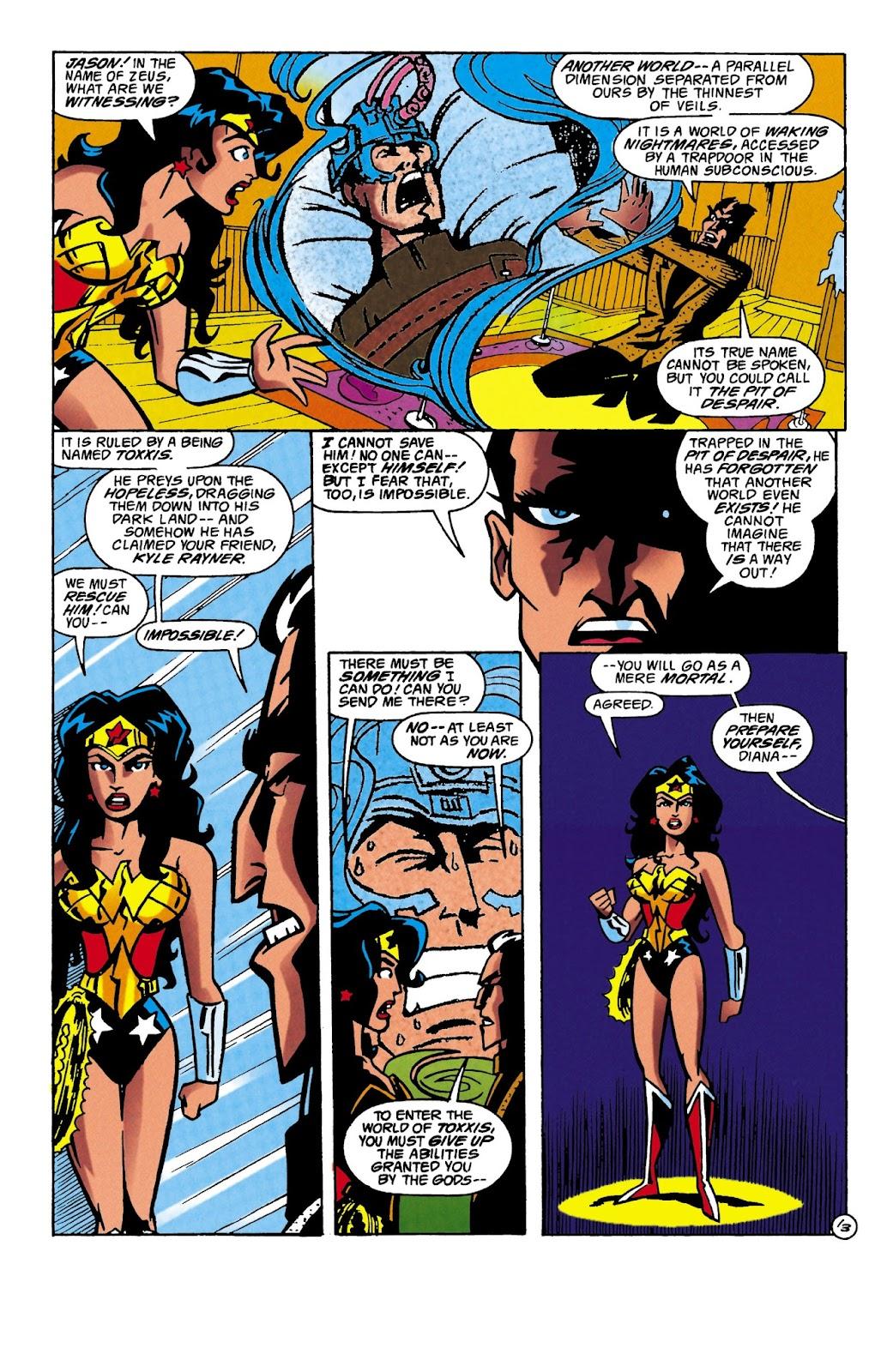 Read online DC Comics Presents: Wonder Woman Adventures comic -  Issue # Full - 55
