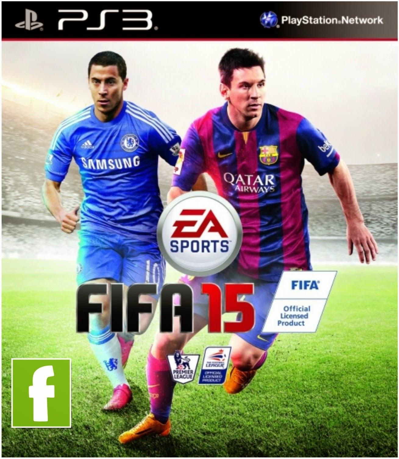 FIFA 15 PS3 ISO